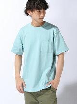 BEAMS / カラー ポケットTシャツ