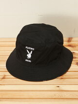 X-girl x PLAY BOY REVERSIBLE HAT