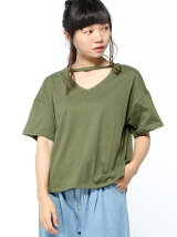 【BROWNY】(L)2WAYチョーカーT