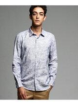 デジタルカモフラージュシャツ
