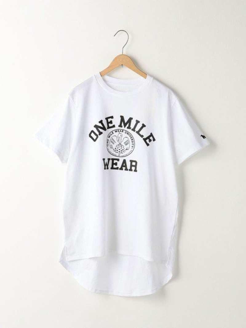 【SALE/30%OFF】coen 【1M】ドライカレッジロゴTシャツ コーエン カットソー【RBA_S】【RBA_E】