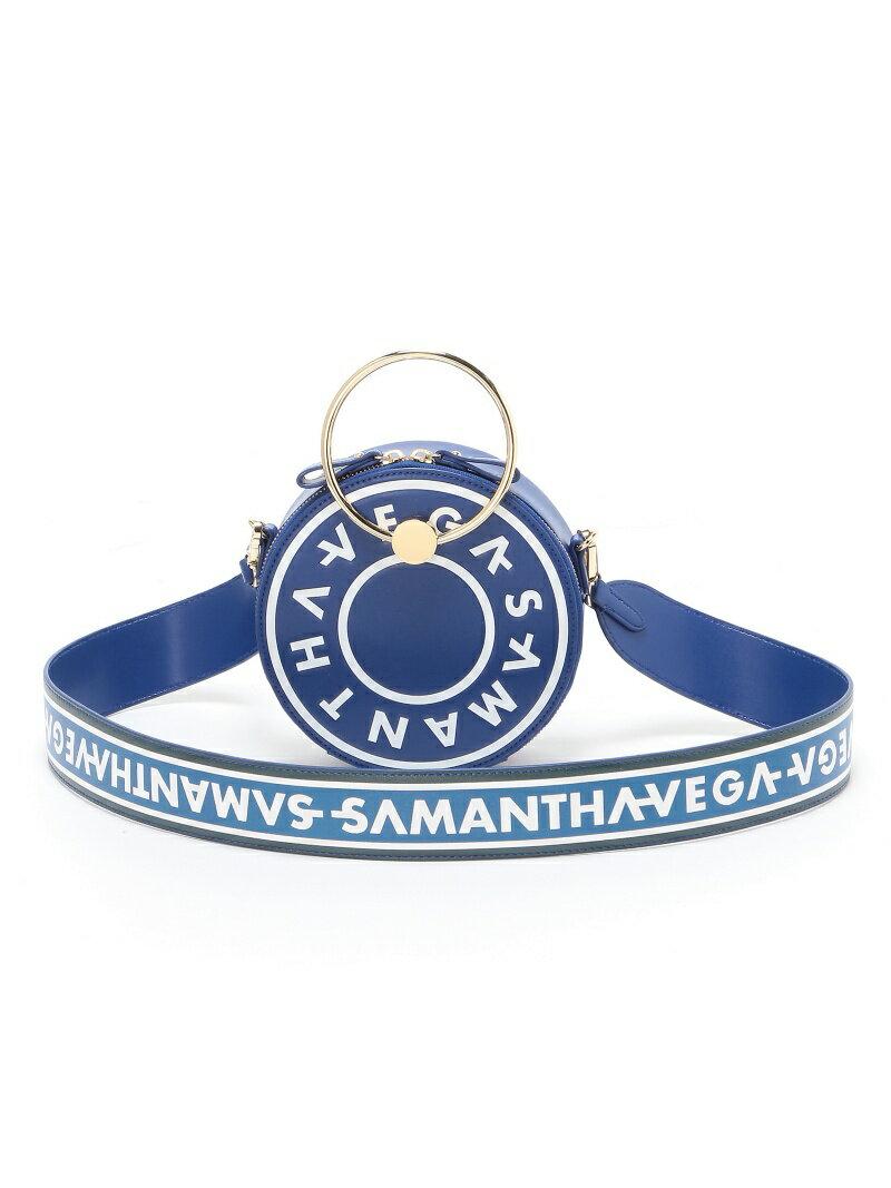 【SALE/30%OFF】Samantha Vega サークルショルダーバッグ サマンサ ベガ バッグ【RBA_S】【RBA_E】【送料無料】