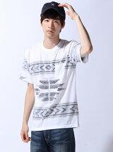 (M)ZIP FIVE 裏プリント半袖Tシャツ(2)