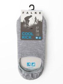 Bshop 【FALKE】16601 COOL KICK INVISIBLE / WOMEN ビショップ ファッショングッズ ソックス/靴下 グレー ホワイト ブラック レッド ネイビー