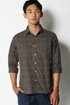 (M)7SフラワーPTシャツ