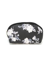 Vintage flower pouch