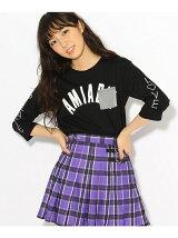 メッシュポケットロゴTシャツ