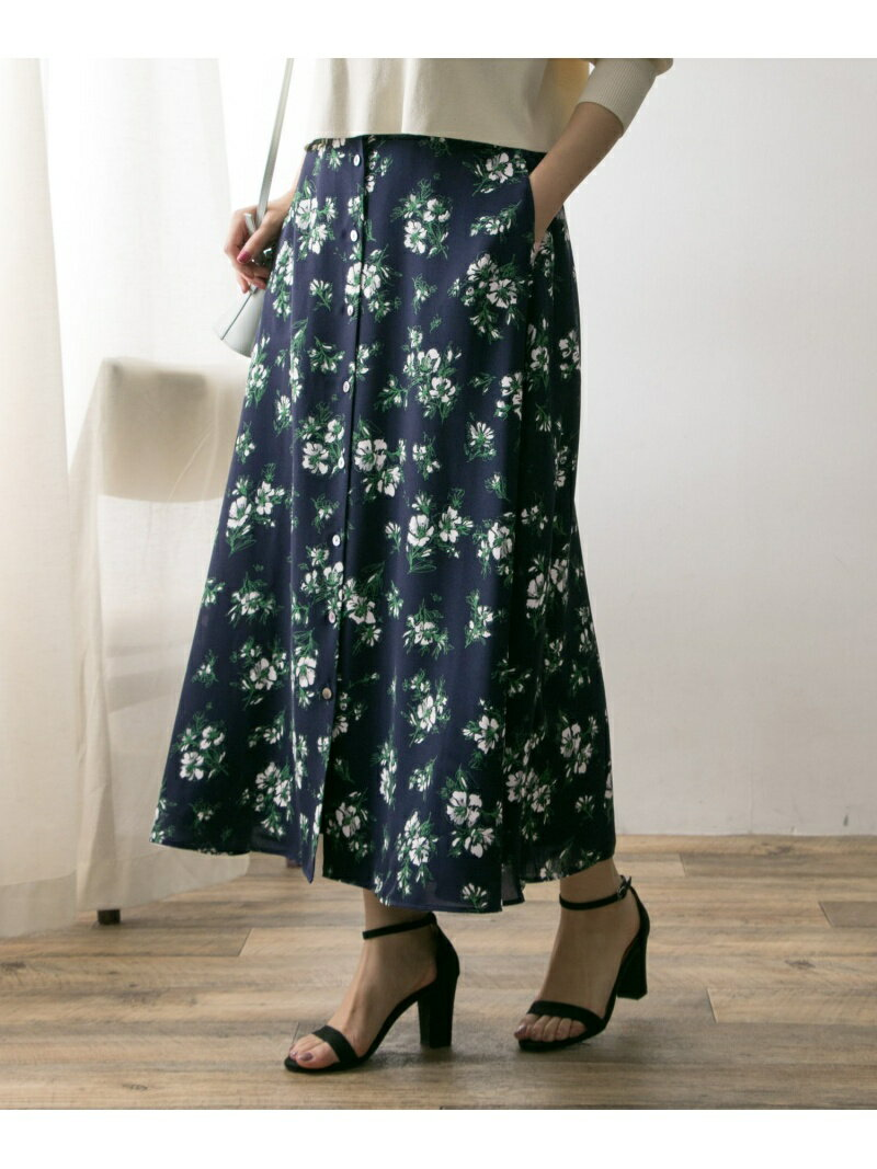 URBAN RESEARCH ブーケフラワースカート アーバンリサーチ スカート【送料無料】