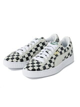 X-girl x PUMA CHECKERED SUEDE