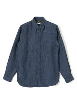 FSC JP LINEN CHAMBRAY CUTTER SHIRTS
