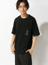 *parc/(M)NO MORE FAKE LOVERS Tシャツ