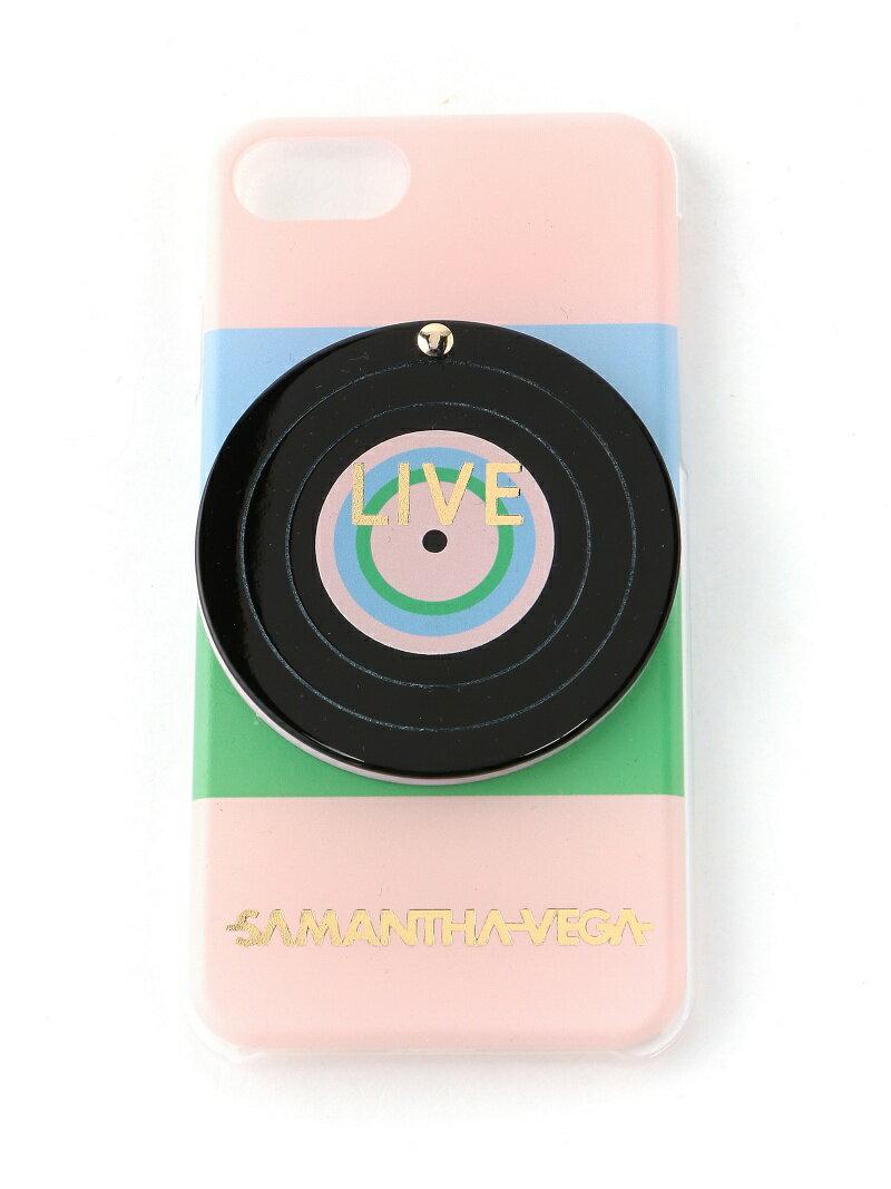 【SALE/50%OFF】Samantha Vega レコード IPHONE7ケース サマンサ ベガ ファッショングッズ【RBA_S】【RBA_E】