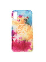 24karats/(U)Tie Dye Print iPhone Case