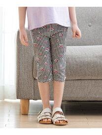 【SALE/30%OFF】any FAM KIDS 裾リボン 6分丈レギンス エニィファム ファッショングッズ タイツ/レギンス