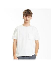 【SALE/40%OFF】ABAHOUSE LASTWORD カラースキーム圧着Tシャツ アバハウス カットソー【RBA_S】【RBA_E】【送料無料】