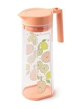 サマーフルーツ柄冷水筒(1.5L)