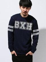 BxH Football Logo Crew Neck Sw