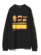 CHARI&CO × BEAMS T / 別注 Cryptic Moto Long Sleeve Tee