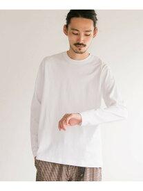 【SALE/30%OFF】URBAN RESEARCH SplendorTwistLong-SleeveT-shirts アーバンリサーチ カットソー Tシャツ ホワイト【送料無料】
