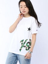 【X-girl×CHAMPION】 BIG LOGO S/S TEE