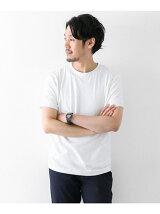 Belgium Linen Mix ショートスリーブTシャツ