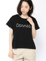 CannesロゴTシャツ