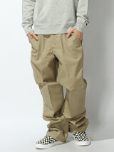 Twill Double-Knee Work Pant