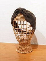 Linen Hair Turban