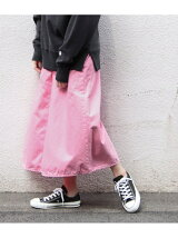 【BIG JOHN for ADAM ET ROPE'】 COLOR DENIM SKIRT