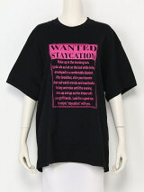 PRINT T-SHIRTS(staycation)