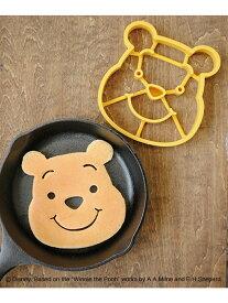 Disney Collection Disney Collection/プーパンケーキモールド アントレスクエア 生活雑貨 キッチン/ダイニング イエロー