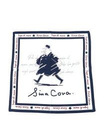 SINA COVA SARDEGNA SINA COVA/(U)バンダナ シナコバ ファッショングッズ スカーフ/バンダナ ホワイト