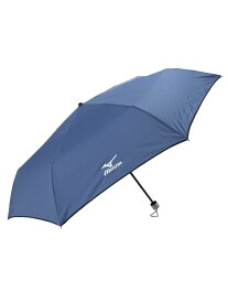MIZUNO MIZUNO/(M)耐風折りたたみ傘 耐風 ムーンバット ファッショングッズ 日傘/折りたたみ傘 ブルー ネイビー ブラック