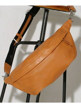 Bright Leather body bag