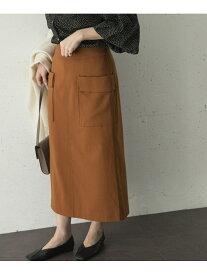 【SALE/40%OFF】ROSSO アウトポケットタイトスカート アーバンリサーチロッソ スカート スカートその他 ブラウン ベージュ【送料無料】