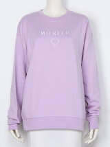 LINE HEART BIG SWEAT