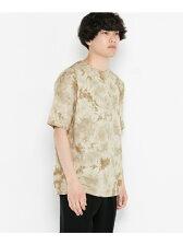 タイダイビッグTシャツ(5分袖)