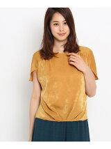 シーマロンサテンシャツ