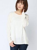 (W)コットンロングTシャツ・カットソーDDW1