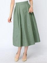 ツイルフレアースカート