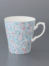 小花柄軽量マグカップ
