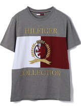 HILFIGERCOLLECTION/ヒルフィガーコレクションHCMCREST&FLAGTEE