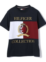 HILFIGERCOLLECTION/ヒルフィガーコレクション/HCMCREST&FLAGTEE