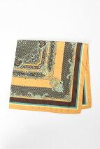 (L)ヴィンテージチョウガラPTスカーフ
