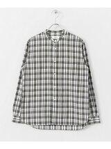 UNIFY スタンドカラーシャツ