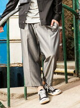 Cox cropped slacks