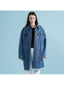 【SALE/50%OFF】Levi's X-LONGTRUCKERSHORTYTRUCKER リーバイス カットソー Tシャツ【送料無料】