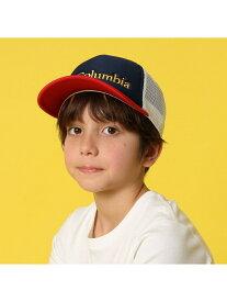 【SALE/31%OFF】Columbia 【KIDS】トムズドームパスジュニアキャップ コロンビア 帽子/ヘア小物 キャップ ネイビー ホワイト ブルー