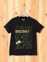 JUNKSOUL/(K)GOOD HOLIDAY 刺繍Tシャツ