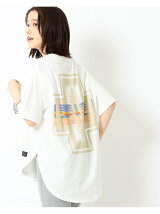 PENDLETON * B:MING by BEAMS / 別注 プリント Tシャツ 21SS